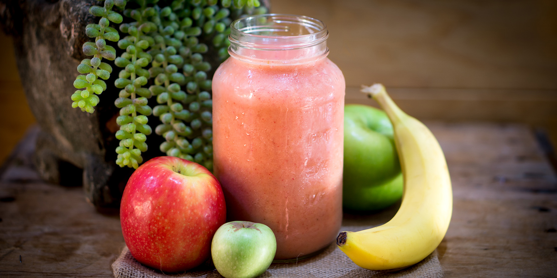 The Bapple Berry Smoothie